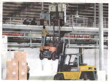 Don't Overlook Forklift Safety Training!